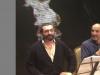 AZERBAIJAN VISUAL PROJECT Teatro Baku CONTEMPOARTENSEMBLE con Carlo Failli al clarinetto